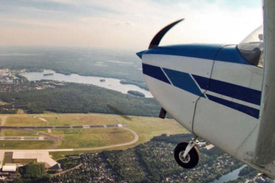 Tragisch: Pilot stirbt bei Flugzeugabsturz