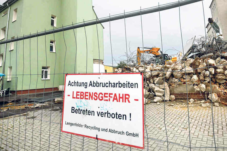 Altlasten im Boden: Der Baustart für eine neue Kita mit 100 Plätzen in Altendorf verschiebt sich.