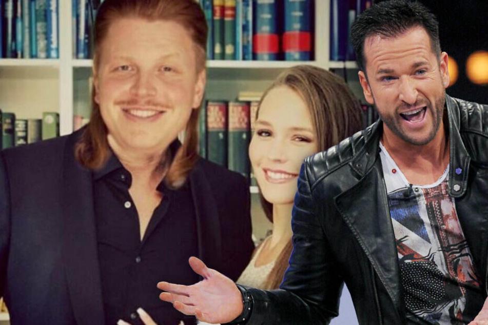 Finch Asozial buhlt weiter um Wendler-Freundin Laura Müller und die Fans feiern es