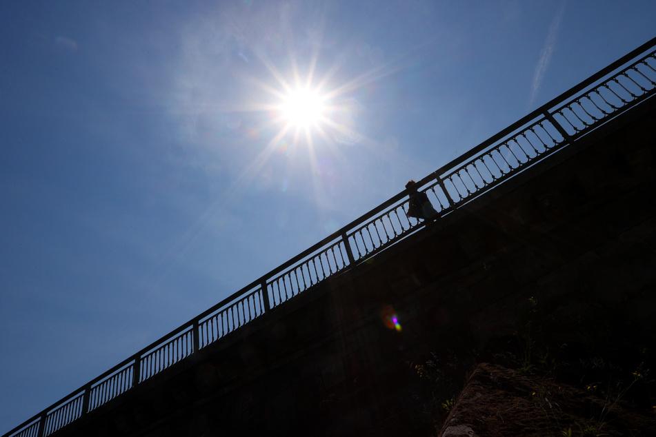 Die Sonne lässt sich gegen Ende der Woche wieder in Thüringen blicken. (Symbolfoto)