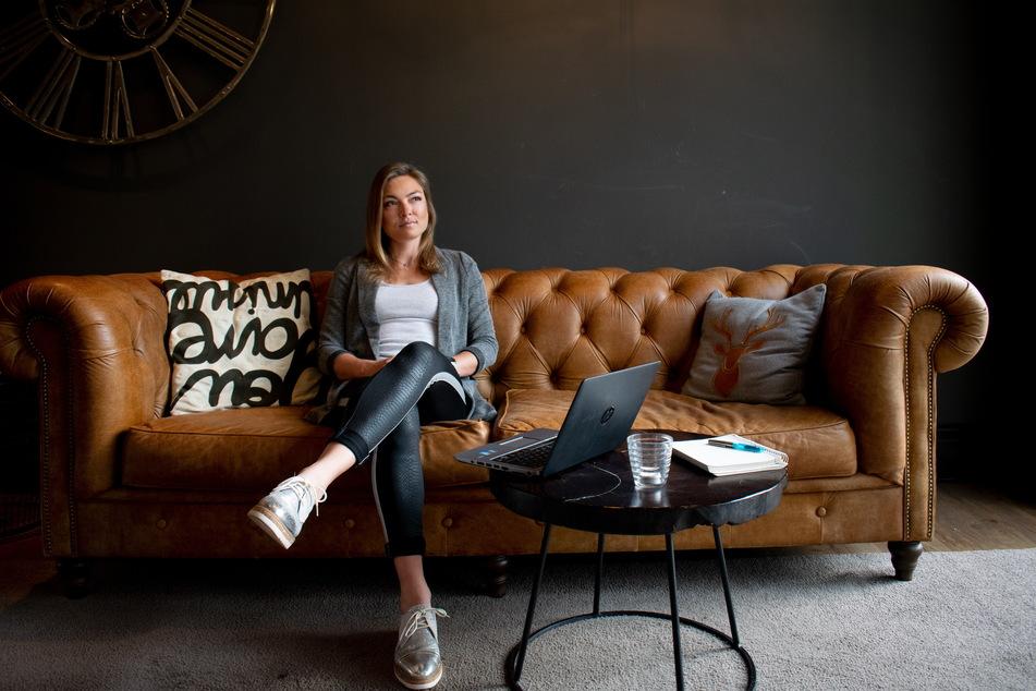 Romy Schönherr ist Inhaberin des neuen Gastro-Start-ups.