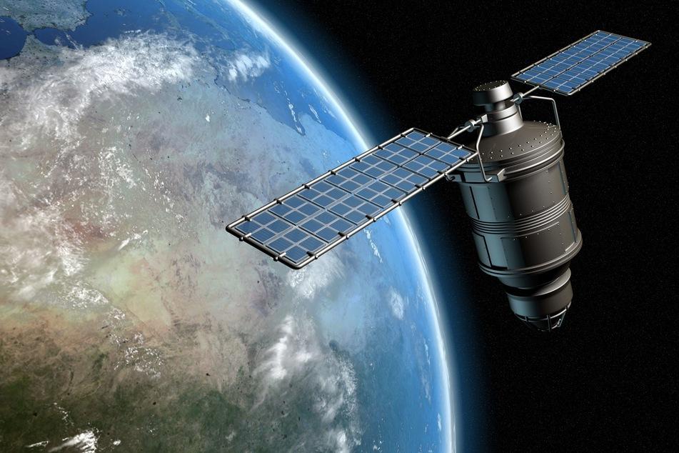 """Mit der US-Sonde """"Dart"""" will man im Jahr 2022 einen Brocken eines kleineren Doppelasteroiden""""beschiessen"""". (Symbolfoto)"""