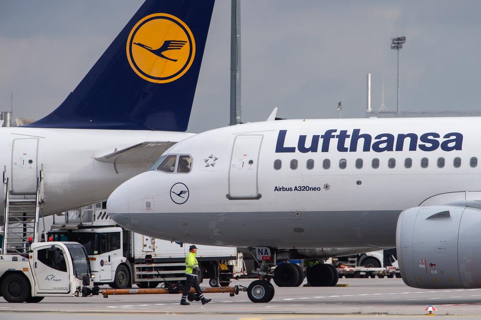 Die Lufthansa will den Flugplan weiter zusammenstreichen.
