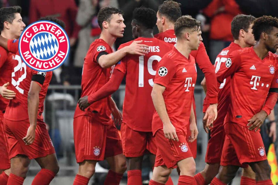 Nächster Bayern-Sieg in Champions League! Flick-Einstand geglückt