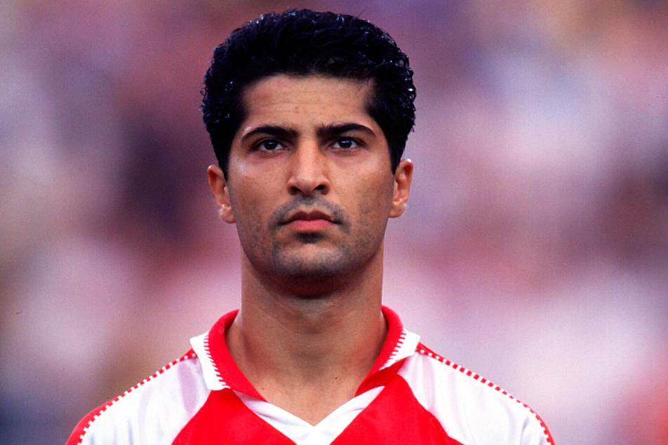 Mehrdad Minavand (45) war bei der WM 1998 Stammspieler. Nun verstarb er an den Folgen einer Coronavirus-Infektion.