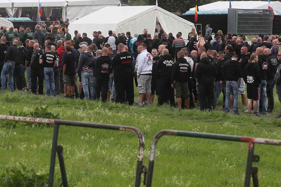 Wieder 6000 Teilnehmer? Erneutes Nazi-Konzert in Thüringen