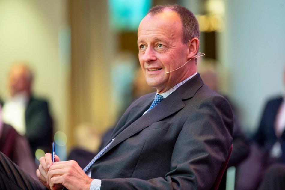 Friedrich Merz (64) überstand bereits selbst eine Corona-Infektion.