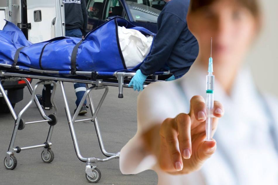 Vergiftete eine Krankenschwester ihren Ehemann und ihren Sohn?