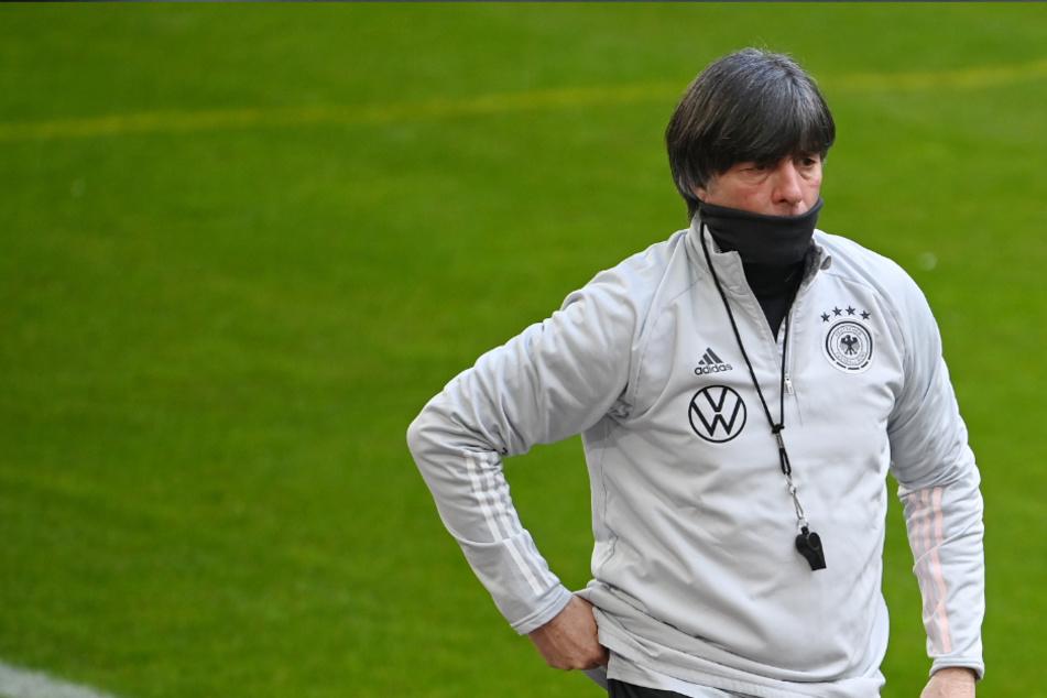 Joachim Löw (60) legt volle Konzentration auf die Fußball-Europameisterschaft. Wird diese verschoben, will der Bundestrainer trotzdem aufhören.