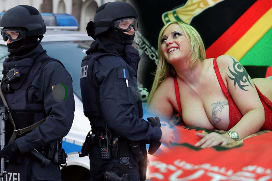 """Am Dienstagabend durchsuchten 250 Beamte die Räumlichkeiten des """"Pascha"""" in Köln. (Symbolbild)"""