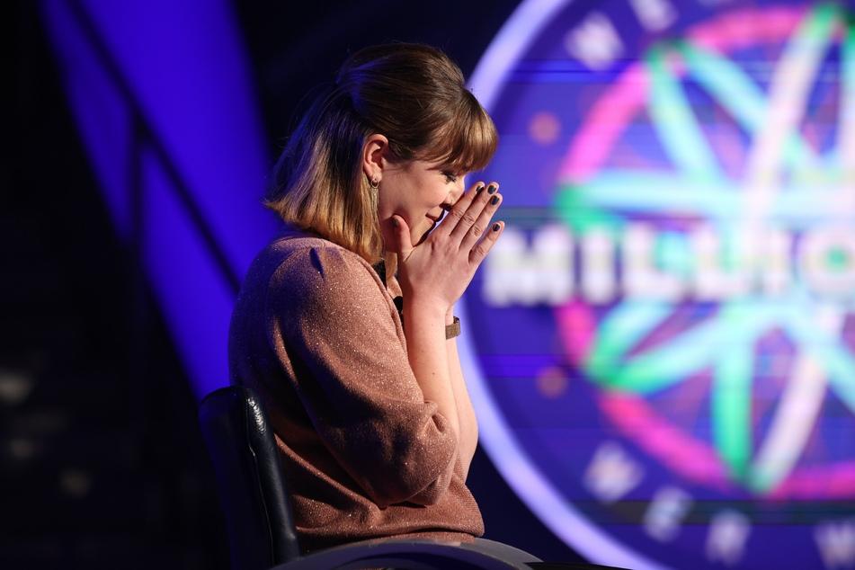 """Kathrin Kirste zockt und rasselte bei """"Wer wird Millionär"""" von 32.000 Euro auf 500 Euro runter."""