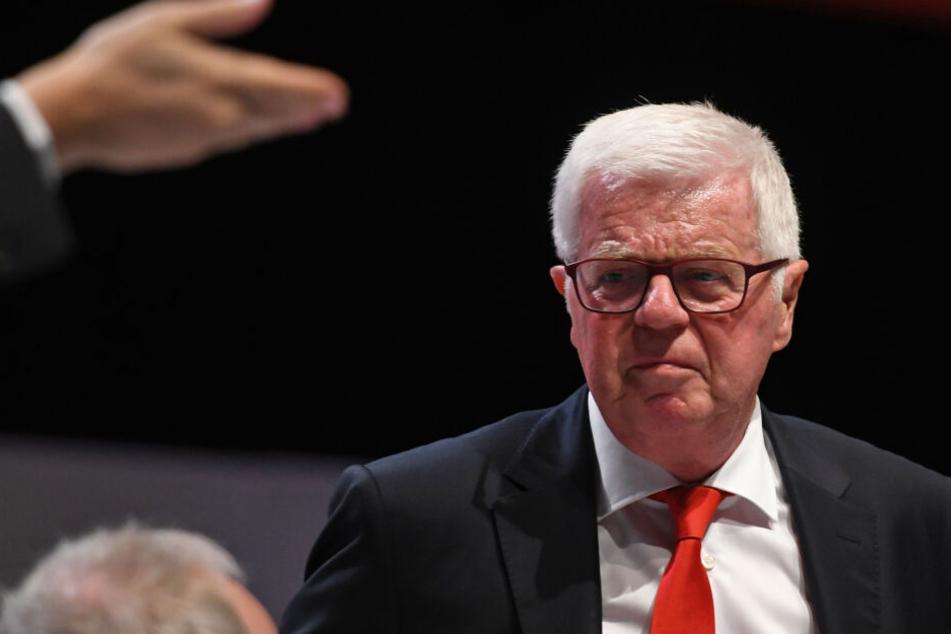 Präsident Werner Spinner hat seinen Rücktritt beim 1. FC Köln erklärt.