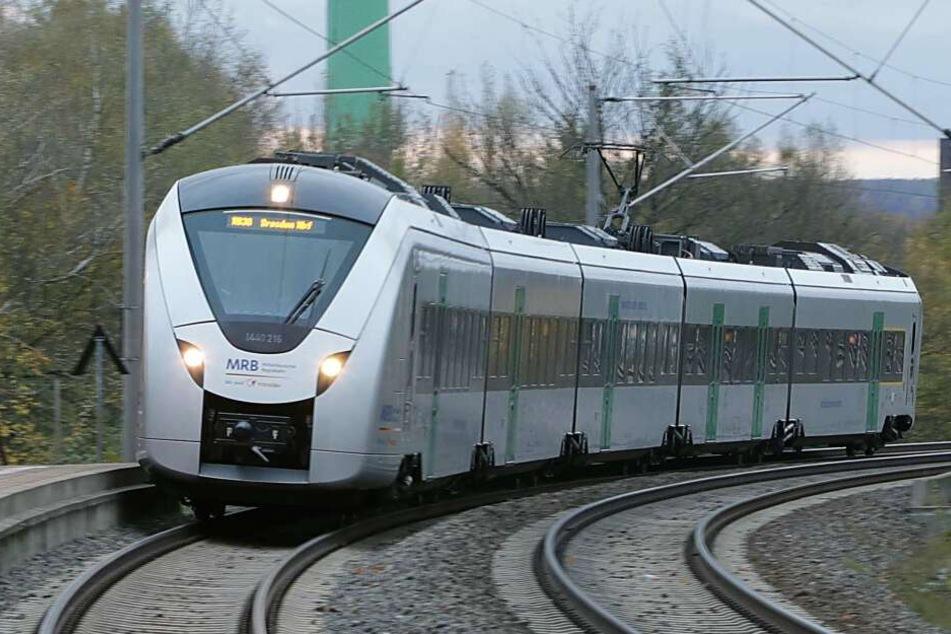 Nach Ausfällen: Neuer Zug für Bahnverbindung Chemnitz-Leipzig