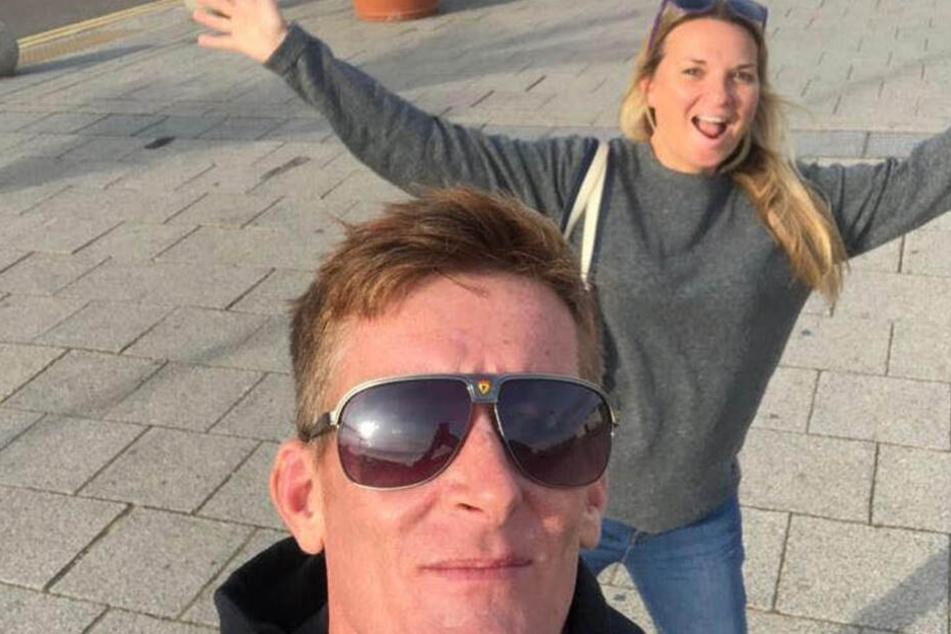 Danielle und Paul. Beide wollten nur einen romantischen Trip nach Malta.