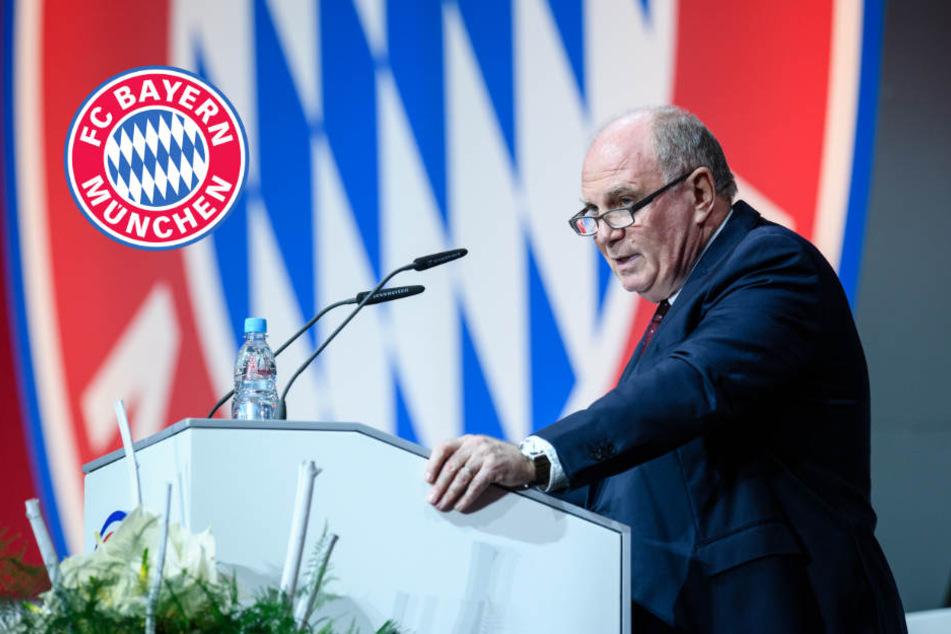 Eklat auf Bayern-JHV: Buhrufe und Pfiffe gegen Patron Hoeneß