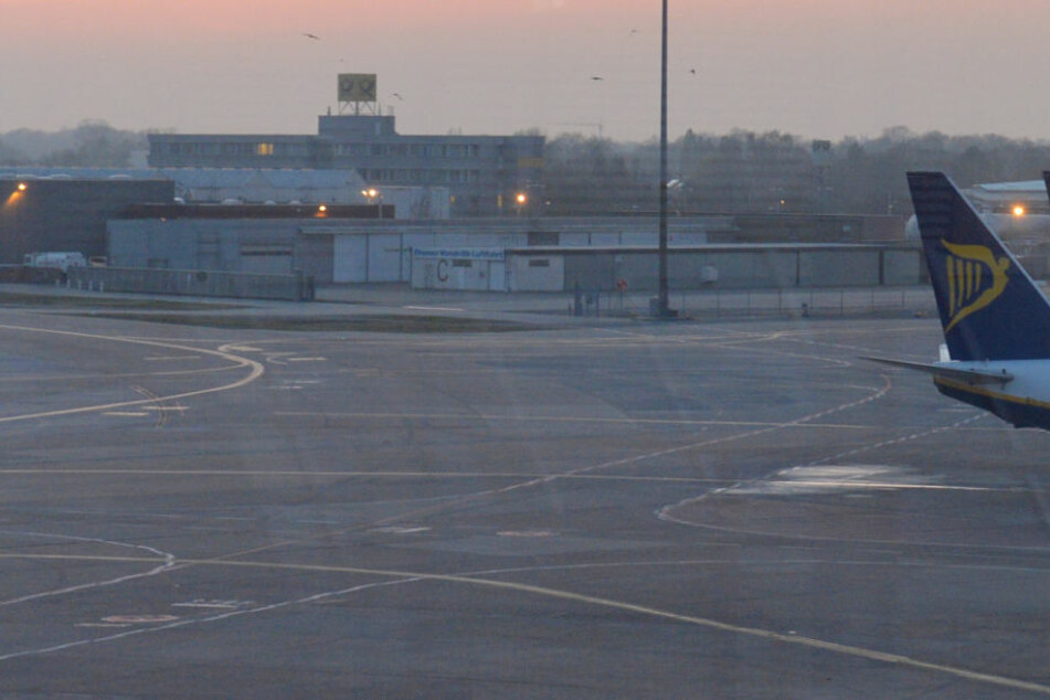 Alarm: Terminal am Bremer Airport geräumt