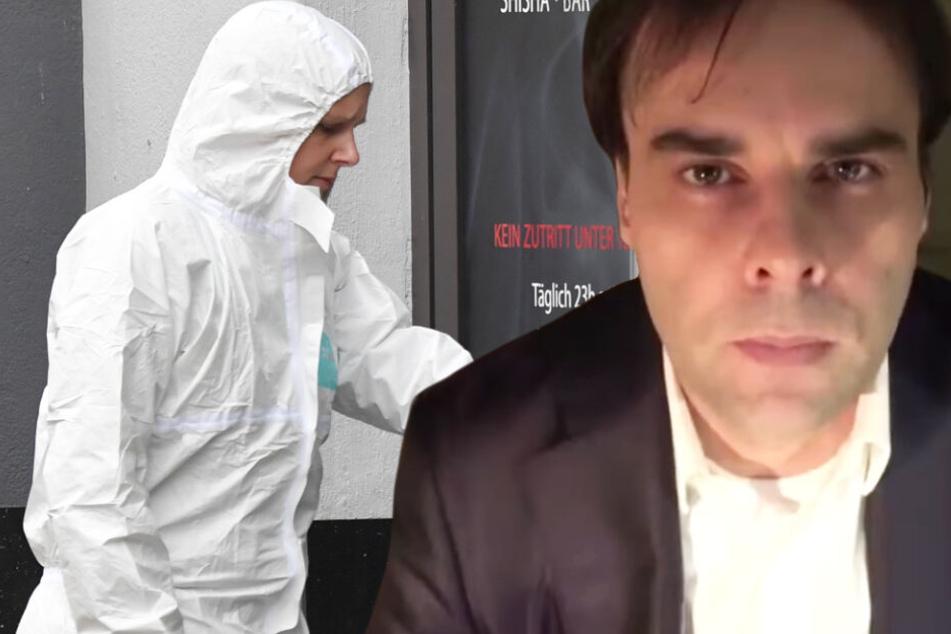 """Hanau-Killer Tobias R. hatte """"schwere psychotische Krankheit"""""""