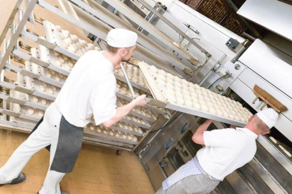 In den Backstuben der Bäckerei Eisold war immer viel zu tun. Jetzt droht trotzdem das Aus.