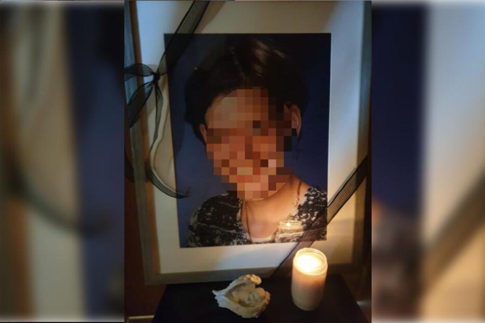 Die Familie und zahlreiche Bekannte haben der gewaltsam getöteten Jana M. bei einer Mahnwache in Preetz gedacht.