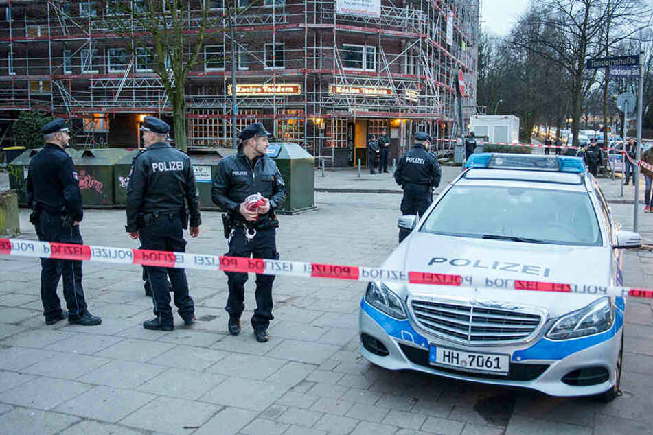 Eskalierte ein Streit Schießerei in Dulsberg - zwei Verletzte