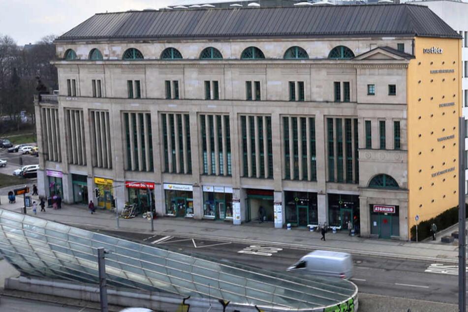 Der Vorfall passierte in der Nähe eines Clubs, mitten in der Innenstadt. (Archivbild9
