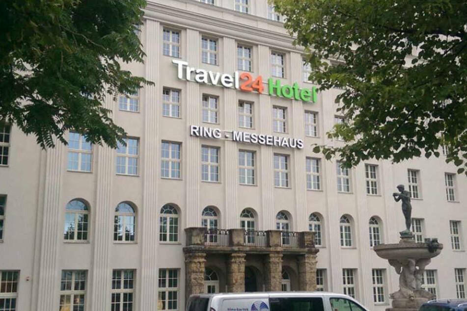 Am Freitag eröffnete das Travel-24-Hotel am Leipziger Tröndlinring nach rund fünf Jahren Bauzeit.