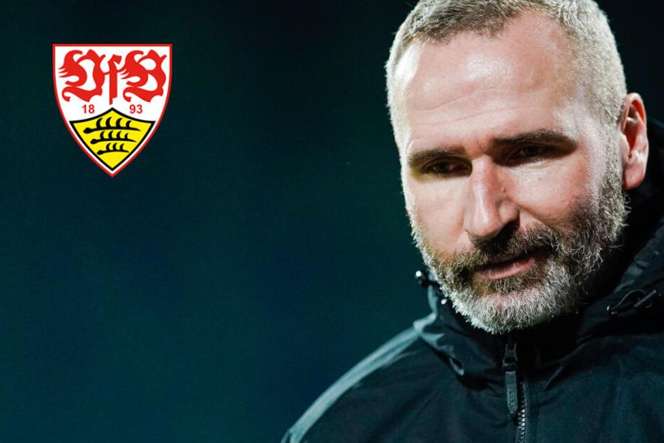 VfB Stuttgart trennt sich von Trainer Tim Walter