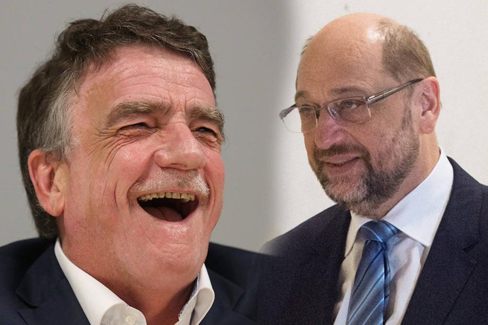 SPD-Chef von NRW zweifelt an Glaubwürdigkeit von Schulz