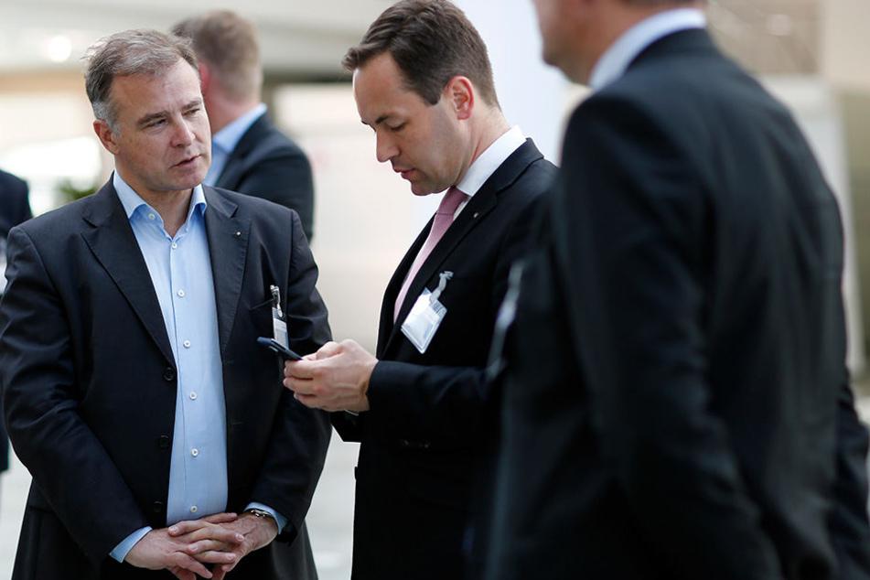 Bei den Deutschland Konferenzen steht ein reger Austausch der Teilnehmer im Mittelpunkt.