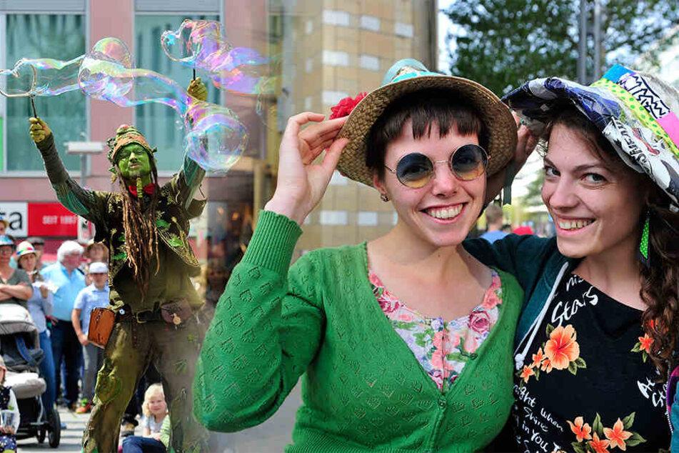 Chemnitz: 65.000 Besucher! Hutfestival soll zur Tradition werden