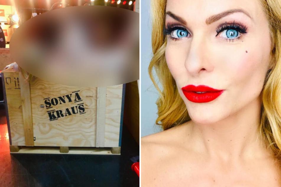 """Kuriose Fundstücke: Sonya Kraus macht sich """"endlich mal nackig"""""""