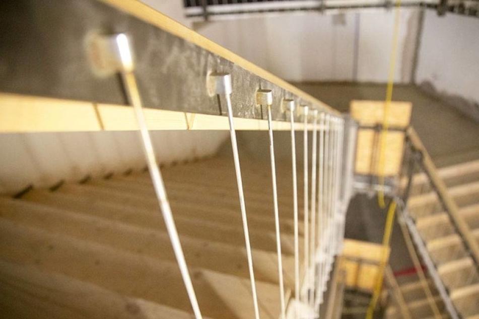 Der Geländerumbau kostete rund 700.000 Euro.