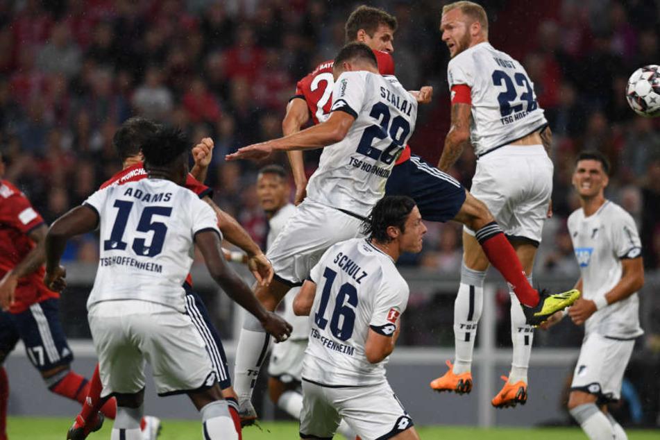 Thomas Müller erzielte den ersten Treffer der Saison für den FC Bayern München.