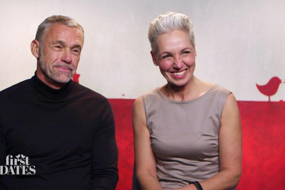 """Thomas und Jörgis lernten sich bei """"First Dates"""" kennen und haben nun geheiratet."""