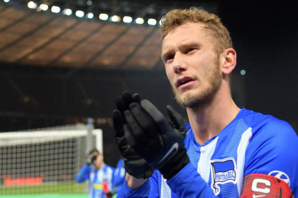 Fabian Lustenberger wird Hertha im Sommer verlassen.