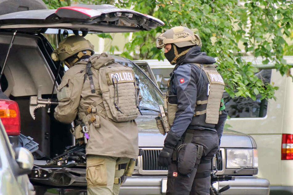 Die Terrorangst wächst in Deutschland.