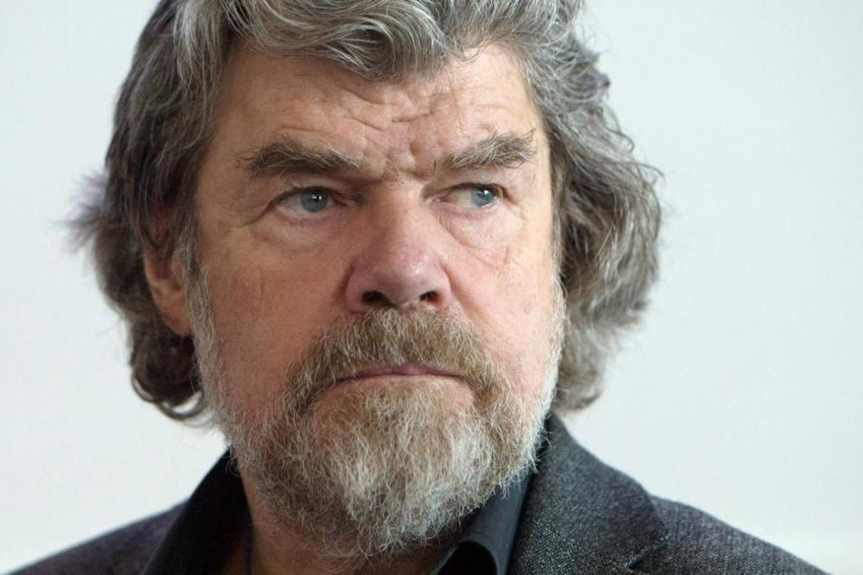 Findet, Wölfe könnten besser in Gebieten wie Sibirien leben: Reinhold Messner. (Archivbild)
