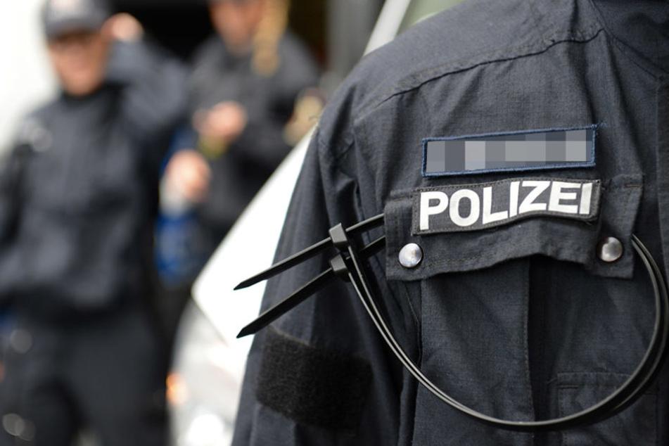 """Die terrorverdächtige """"Gruppe Freital"""" soll bei der Bereitschaftspolizei einen Informanten haben."""