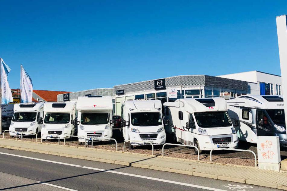 Nur 649 Euro pro Woche: Dresdner Wohnmobilverleih mit starkem Angebot und Reisetipp