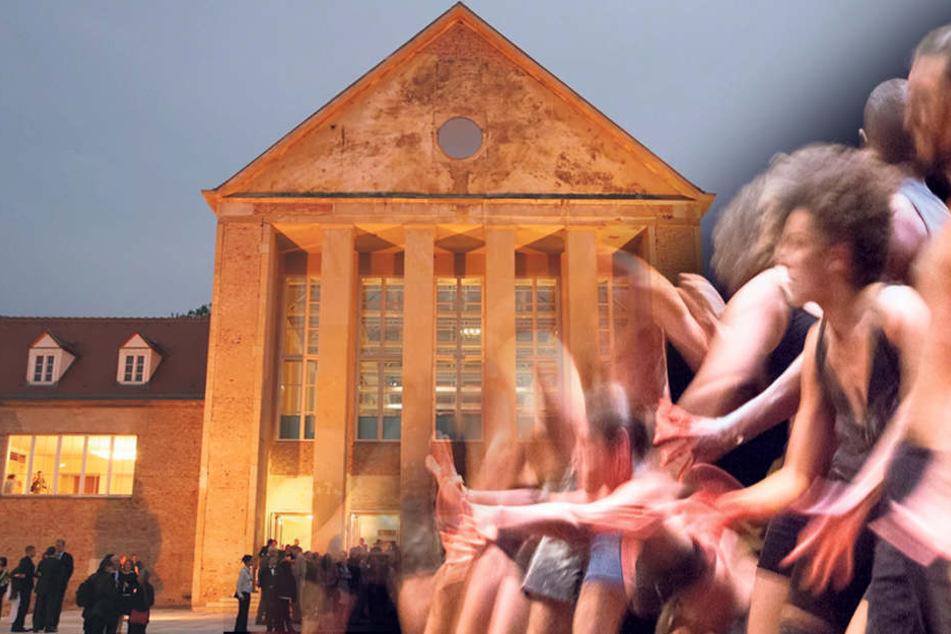 """Der """"Tanzkongress 2019"""" wird größtenteils in Hellerau stattfinden."""
