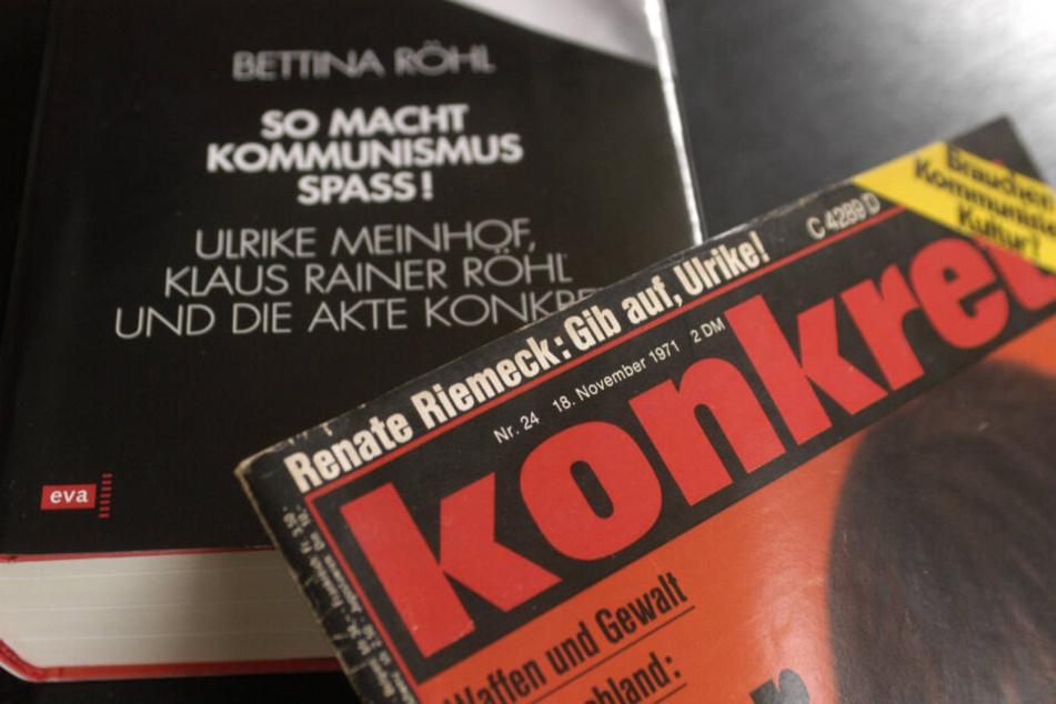 "Hermann L. Gremliza war Chef des Monatsmagazines ""Konkret""."