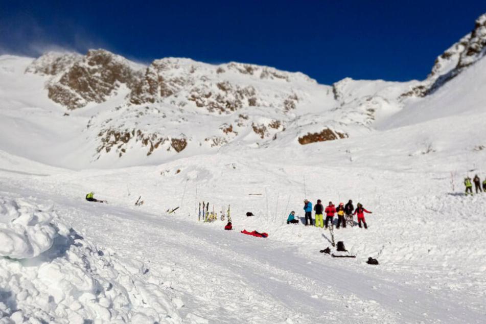 Tragödie in Südtirol: Deutscher Skifahrer stirbt in den Dolomiten!