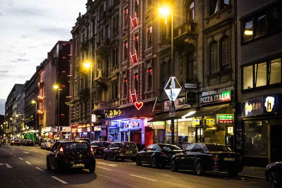 Die Taunusstraße soll in neuem Licht erstrahlen.