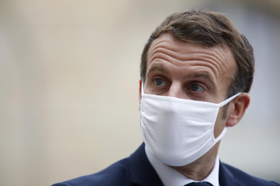 Frankreichs Staatschef Emmanuel Macron hatte nach der Enthauptung des Lehrers Samuel Paty die Meinungsfreiheit und die Veröffentlichung auch religionskritischer Karikaturen verteidigt.
