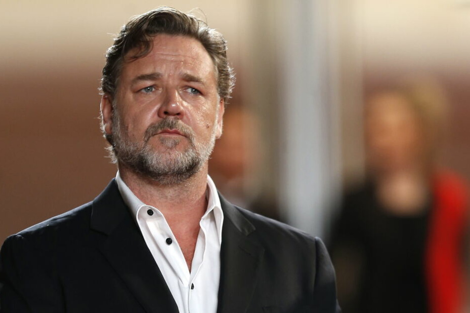 Russell Crowe 2016 in Cannes.