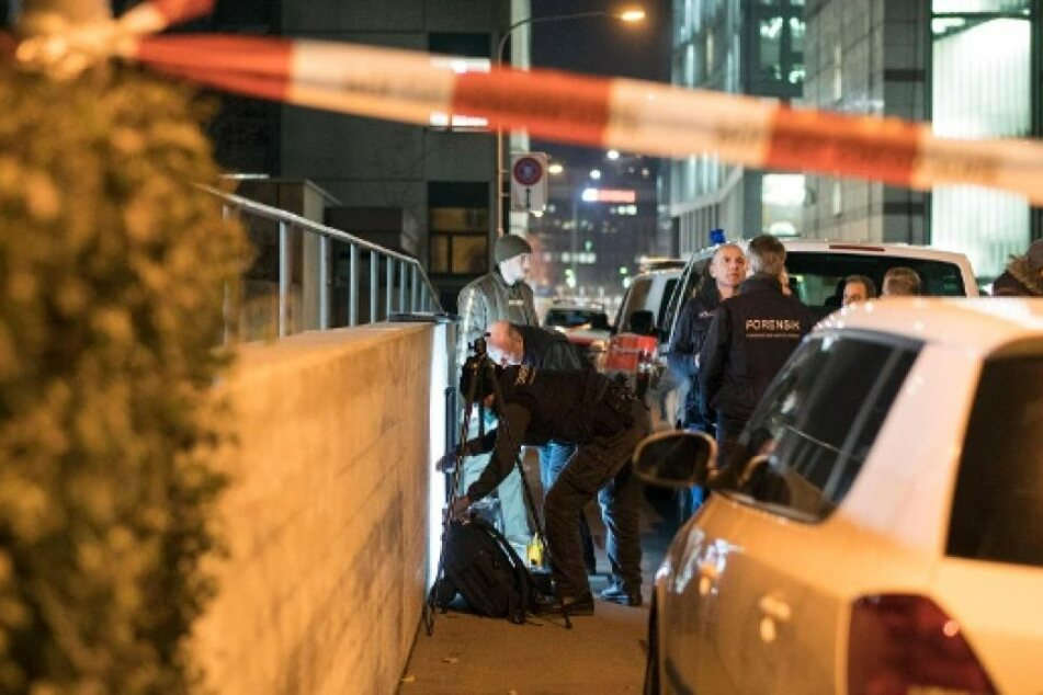 Bei der Schießerei sind acht Menschen verletzt worden. (Symbolbild)