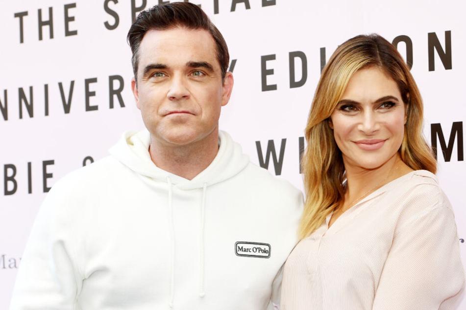 Nachwuchs-Glück: Robbie Williams ist zum vierten Mal Vater geworden.