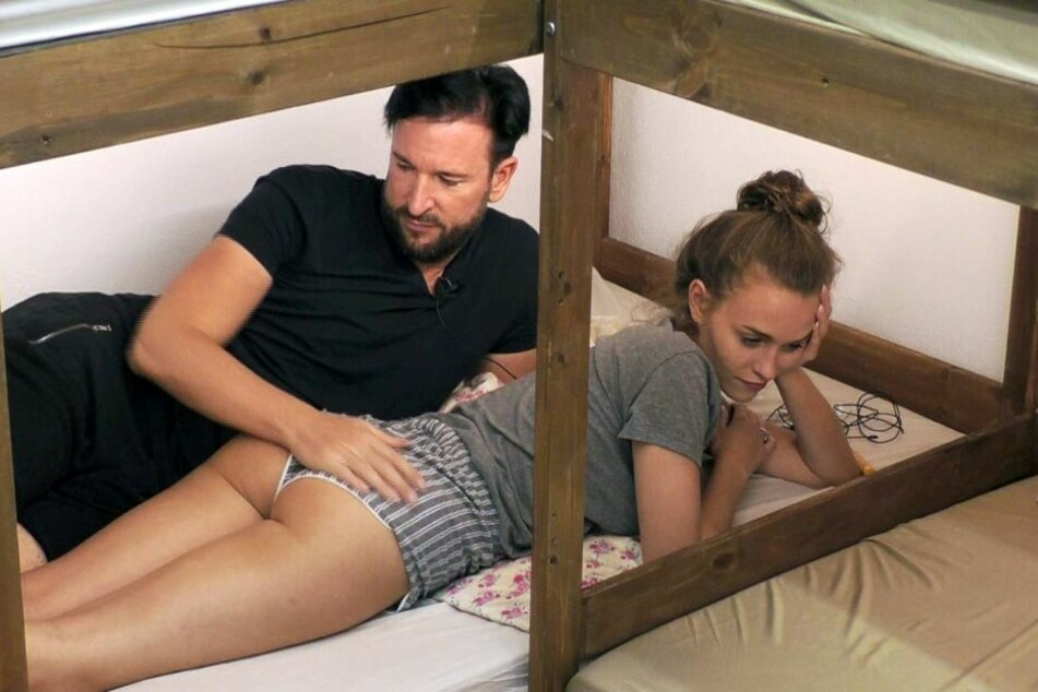 Michael Wendler und seine Laura gehen gerne auf Tuchfühlung - auch vor den Kameras.