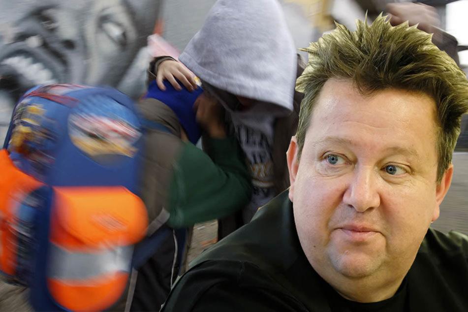 """Sebastian Krumbiegel wurde in den 1990er-Jahren mit seiner Band """"Die Prinzen"""" berühmt."""