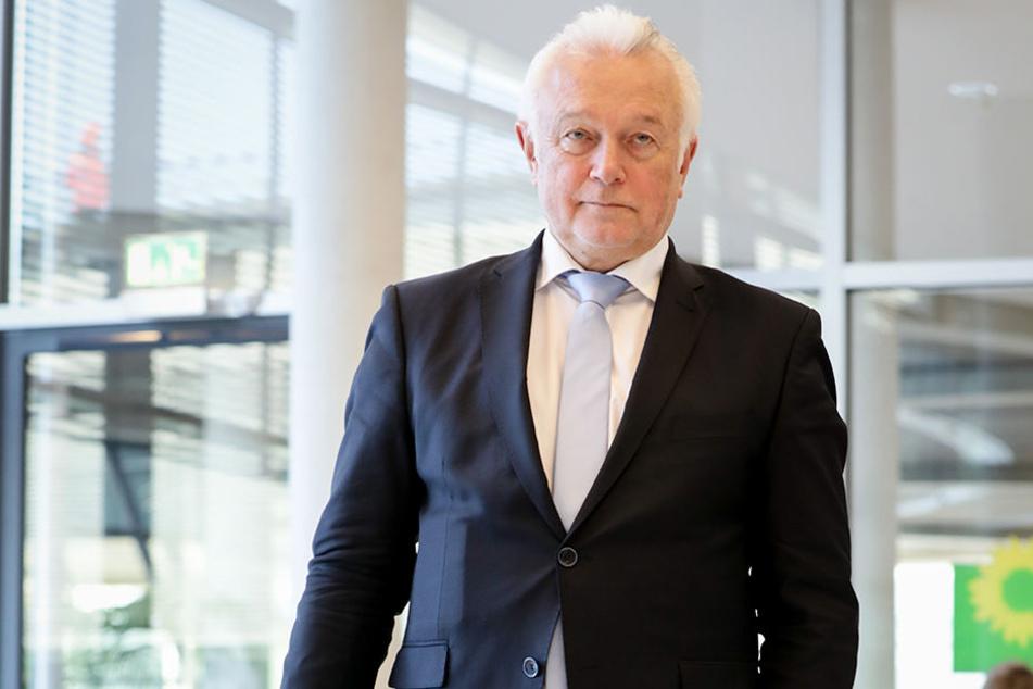 Wolfgang Kubicki ist von einer Partnerschaft mit der AfD weniger angetan.